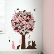 muurstickers_fabric_friends_tree_lichtroze-1